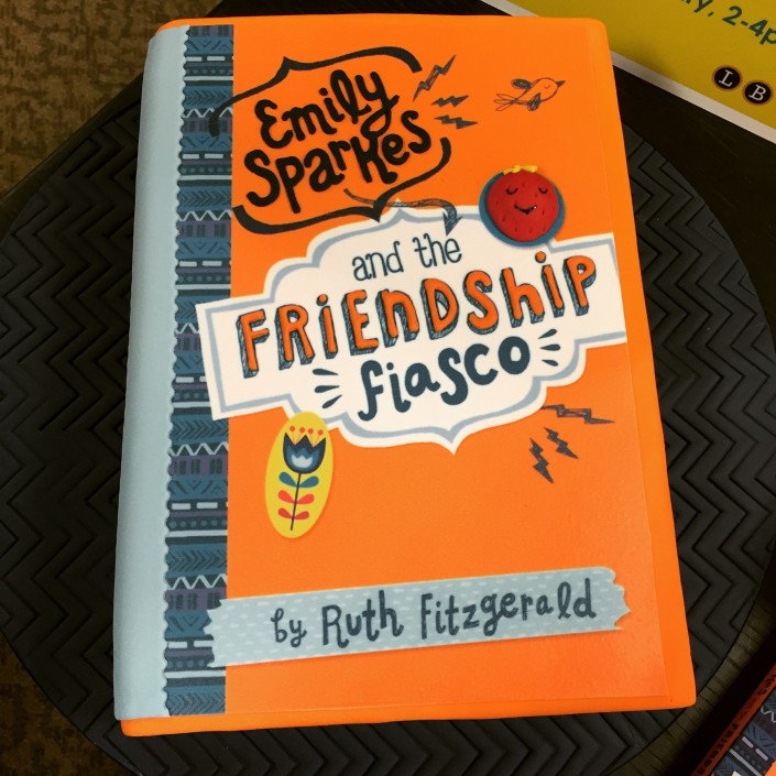 Friendship Fiasco Cake